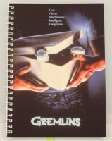 Gremlins Notizbuch: Movie Poster Spiral Notebook (DIN A5)
