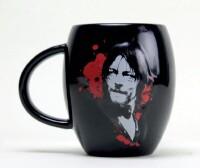 Walking Dead Keramiktasse - Walker Hunter Oval (400 ml)