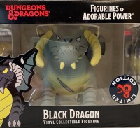 Ultra Pro Dungeons & Dragons PVC-Sammelfigur - Black...