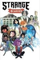 Strange Academy - Schule der Magie