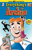 Archie 80Th Anniv Everything Archie 1 Cover A Dan Parent