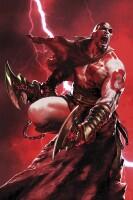 God Of War Fallen God 4 (Of 4)