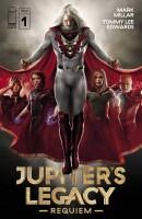 Jupiters Legacy Requiem 1 (Of 5) Cover E Netflix Season 1...