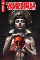 Vampirella 22 (Vol. 5) Cover B Mastrazzo