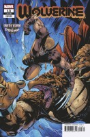 Wolverine 13 (Vol. 7) Benjamin Spider-Man Villains...