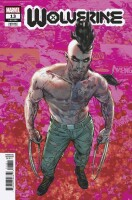 Wolverine 13 (Vol. 7) Jimenez Pride Month Variant Gala