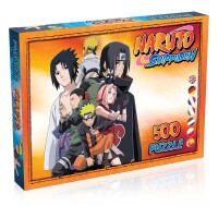 Naruto Puzzle Characters (500 Teile)