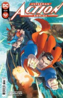 Action Comics 1031 Cover A Mikel Janin (Vol. 1)