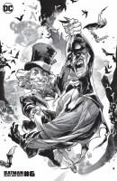 Batman Black And White 6 (Of 6) Cover C Yasmine Putri Mad...