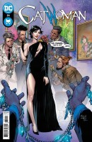 Catwoman 31 Cover A Robson Rocha (Vol. 5)