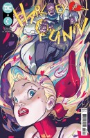 Harley Quinn 3 Cover A Riley Rossmo (Vol. 4)