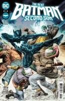 Next Batman Second Son 2 (Of 4) Cover A Doug Braithwaite