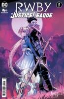 Rwby Justice League 2 (Of 7) Cover A Mirka Andolfo (Vol. 1)