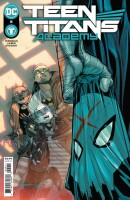 Teen Titans Academy 5 Cover A Rafa Sandoval (Vol. 1)