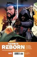 Heroes Reborn 1 (Of 7) (Vol. 2)