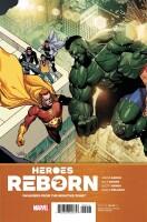 Heroes Reborn 2 (Of 7) (Vol. 2)