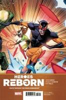 Heroes Reborn 3 (Of 7) (Vol. 2)