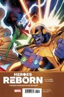 Heroes Reborn 4 (Of 7) (Vol. 2)
