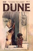 Dune House Atreides 7 (Of 12) Cover A Cagle