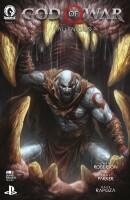 God Of War Fallen God 3 (Of 4)
