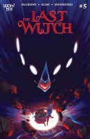 Last Witch 5 (Of 5) Cover A Glass