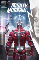 Mighty Morphin 7 Cover A Lee