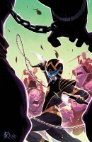 Power Rangers 7 Cover A Scalera