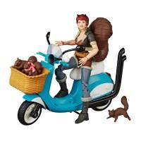 Marvel Legends Actionfigurenset: Squirrel Girl with Scooter
