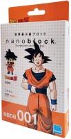 Dragonball nanoblock Bauset Goku