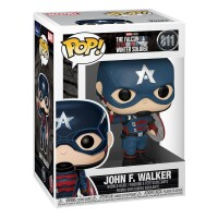 The Falcon and the Winter Soldier POP! PVC-Sammelfigur -...