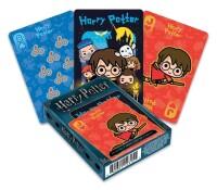 Harry Potter Spielkarten Chibi