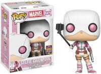 Marvel POP! PVC-Sammelfigur - Gwenpool SDCC Summer...