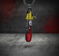 Texas Chainsaw Massacre Halskette Leatherface Limited...