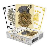 Harry Potter Spielkarten Hufflepuff