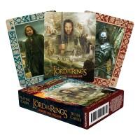 Herr der Ringe Spielkarten Heroes and Villains