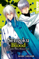 Sengoku Blood - Contract with a Demon Lord 03  (Kosumi,...