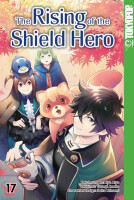 The Rising of the Shield Hero 17  (Aneko, Yusagi; Kyu,...