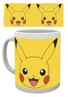 Pokemon Keramiktasse - Pikachu Head (320 ml)