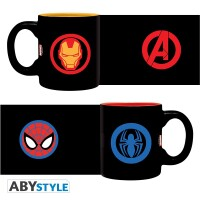 Marvel Comics Espresso-Set (Espresso Lungo) (2 Stück)