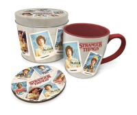 Stranger Things Geschenkbox: Photos (Keramiktasse &...