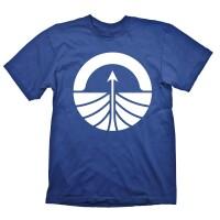 Destiny 2 T-Shirt - Luna (blau)