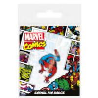 Marvel Retro Ansteck-Pin Spider-Man