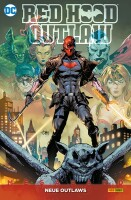 Red Hood: Outlaw Megaband 2 (DC Annual 57)