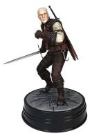 Witcher 3 PVC-Statue - Geralt Manticore