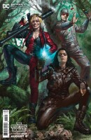 Batman 111 Cover C Lucio Parrillo The Suicide Squad Movie...