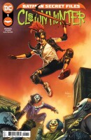 Batman Secret Files Clownhunter 1 (One Shot) Cover A Mico...