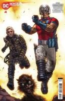 Infinite Frontier 4 (Of 6) Cover C John K Snyder Iii The...