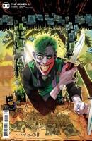 Joker 6 Cover B Tony Harris (Vol. 2)