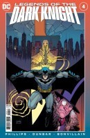 Legends Of The Dark Knight 4 Cover A Max Dunbar