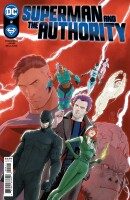 Superman And The Authority 2 (Of 4) Cover A Mikel Janin...